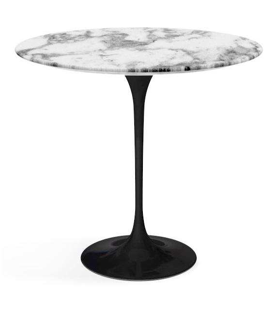 Ivory Stone Oval Coffee Table: Saarinen Oval Coffee Table Marble Knoll