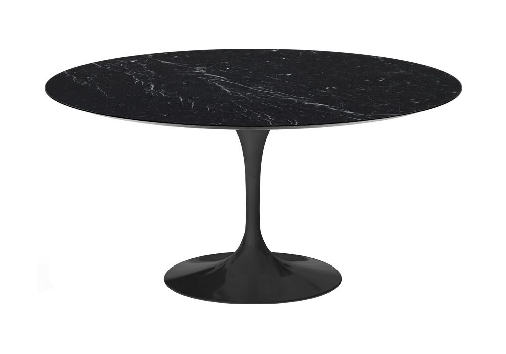 saarinen table ronde de marbre knoll milia shop. Black Bedroom Furniture Sets. Home Design Ideas