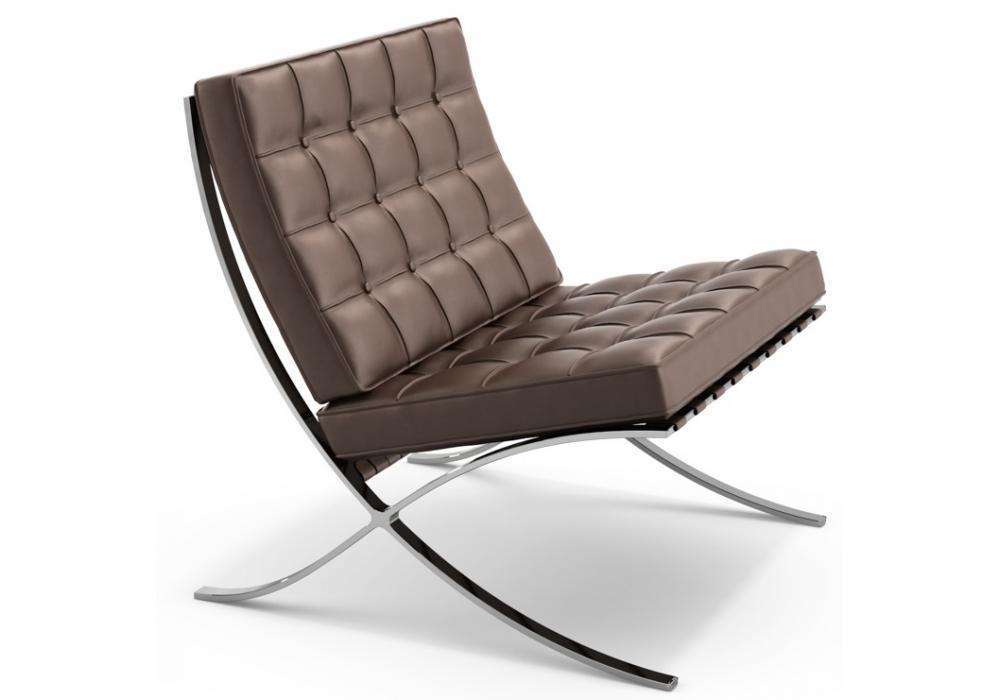 barcelona chair sessel knoll milia shop. Black Bedroom Furniture Sets. Home Design Ideas