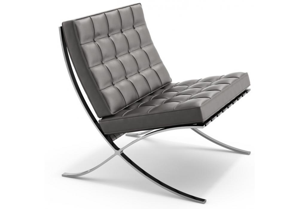 barcelona chair armchair knoll milia shop. Black Bedroom Furniture Sets. Home Design Ideas