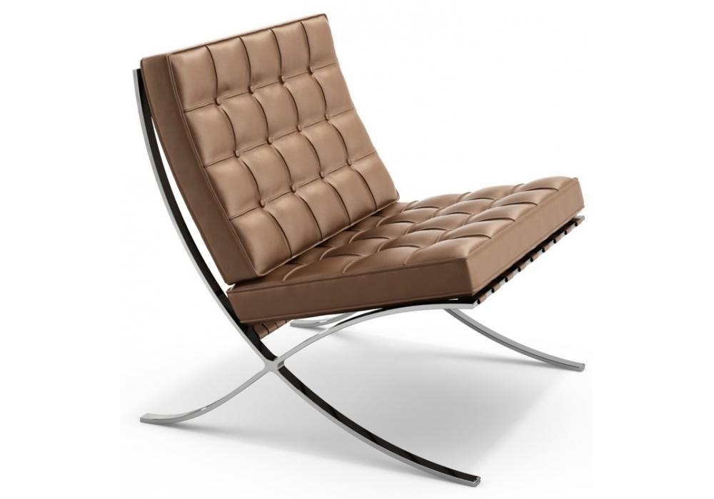 Barcelona Chair Armchair Knoll - Milia Shop