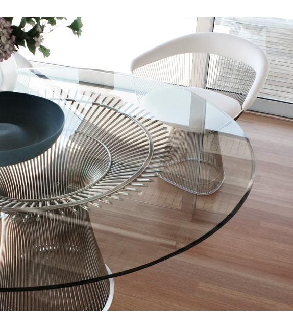 Platner Table Knoll