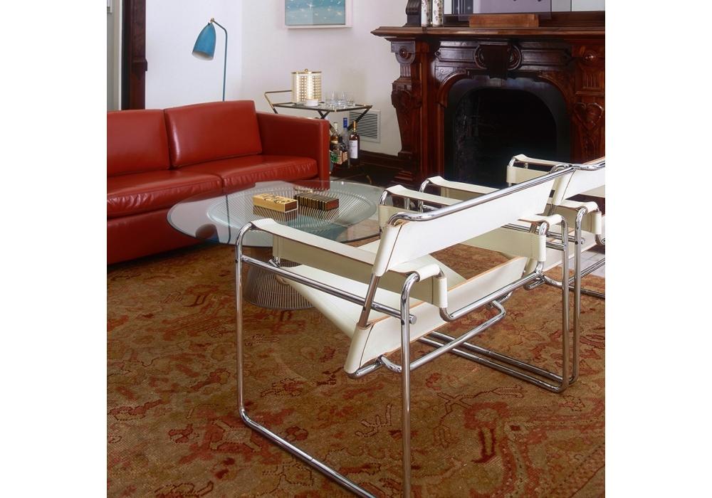 platner table basse knoll milia shop. Black Bedroom Furniture Sets. Home Design Ideas