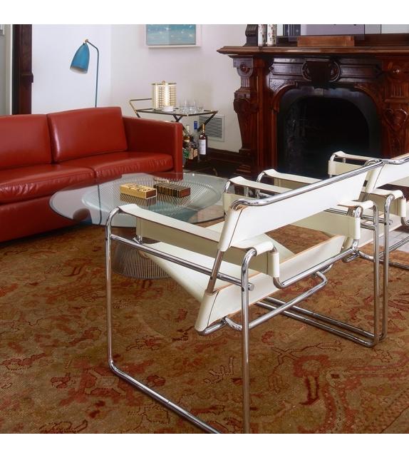 platner table basse large knoll milia shop. Black Bedroom Furniture Sets. Home Design Ideas