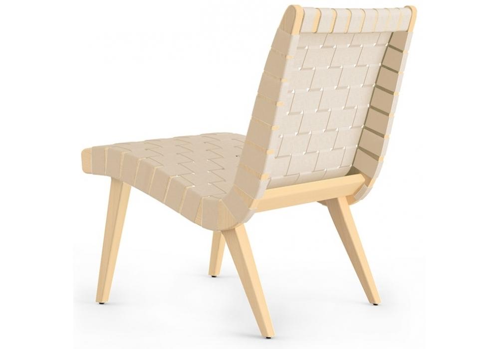 Risom lounge chair butaca knoll milia shop - Butaca chaise longue ...