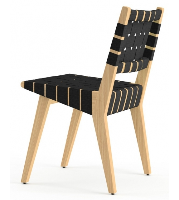 Risom side chair chaise knoll milia shop for Chaise knoll
