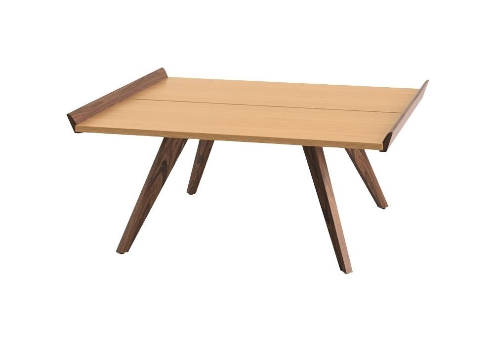 splay leg table basse knoll milia shop. Black Bedroom Furniture Sets. Home Design Ideas
