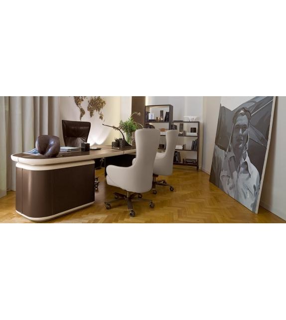 Tycoon Writing Desk Giorgetti