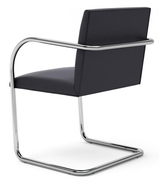 brno chair tubular kleine sessel knoll milia shop. Black Bedroom Furniture Sets. Home Design Ideas