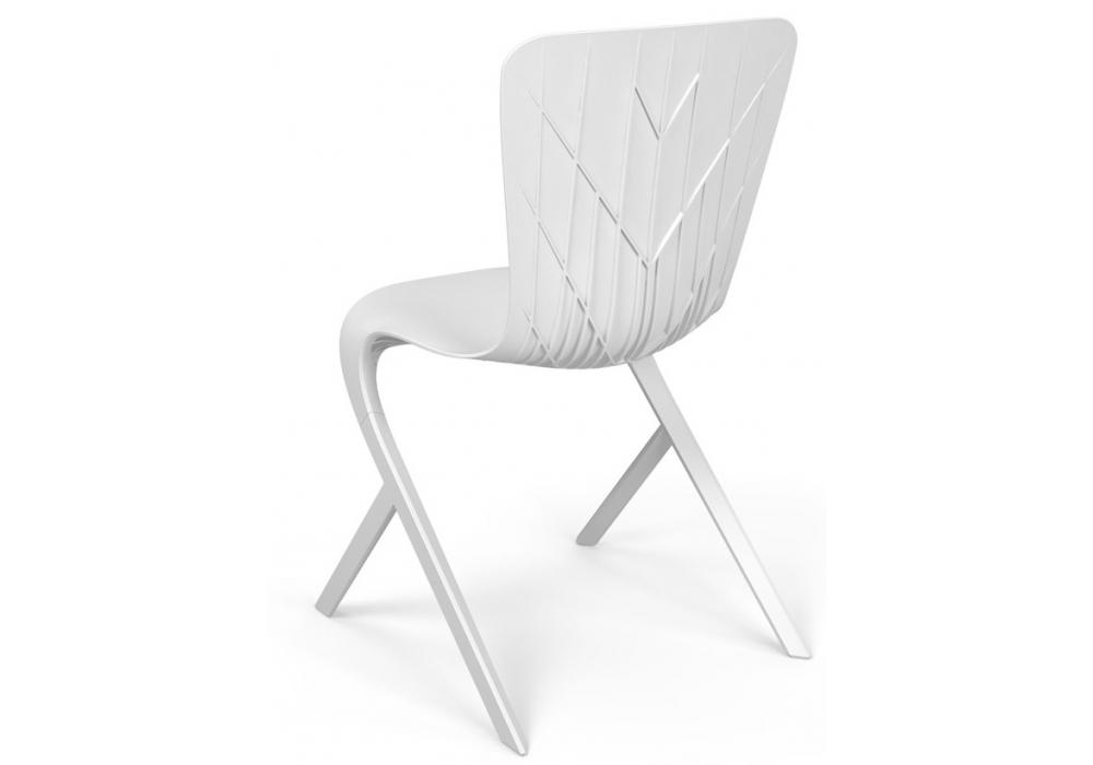 Washington skin nylon side chair chaise knoll milia shop for Chaise knoll