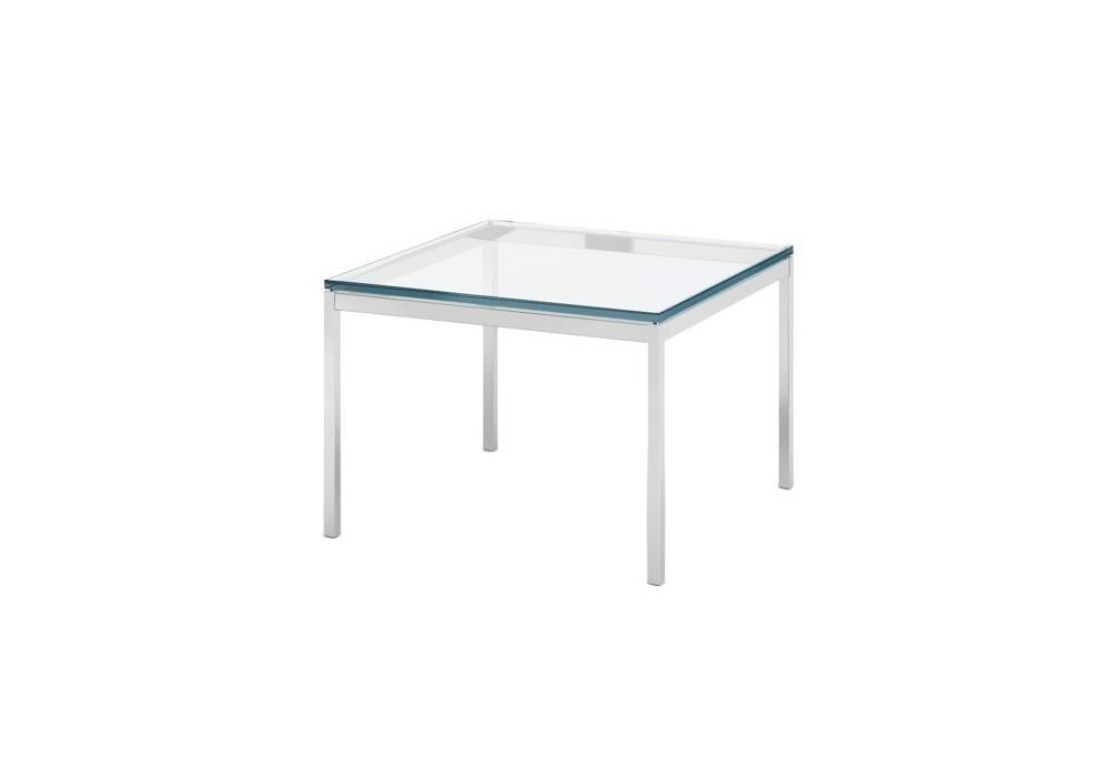 florence knoll table basse carr e milia shop. Black Bedroom Furniture Sets. Home Design Ideas