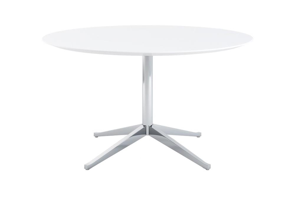 florence knoll table ronde milia shop. Black Bedroom Furniture Sets. Home Design Ideas
