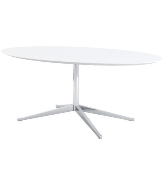 Florence Knoll Ovalen Tisch