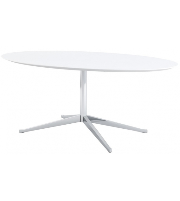 Knoll vendre en ligne 2 milia shop for Table knoll ovale marbre blanc