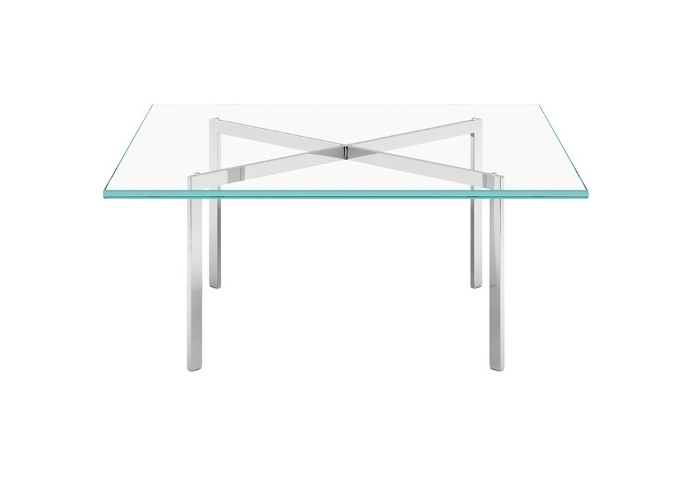 Barcelona Coffee Table Knoll Milia Shop