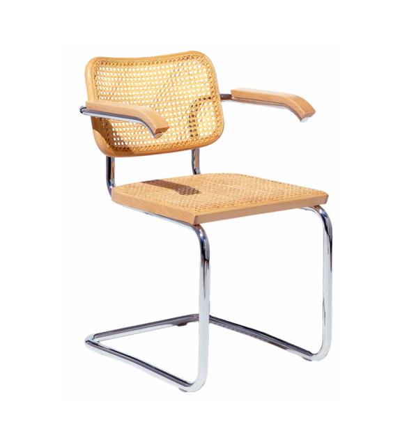Cesca Chair Poltroncina Con Braccioli Knoll