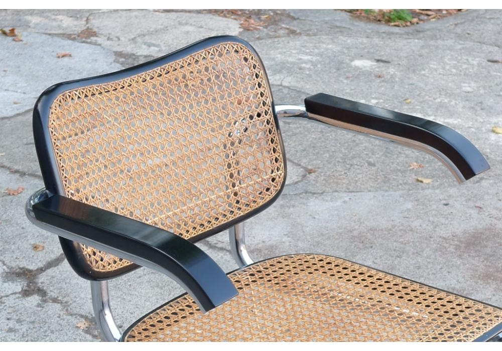 Cesca Chair Sessel mit Armlehnen Knoll - Milia Shop