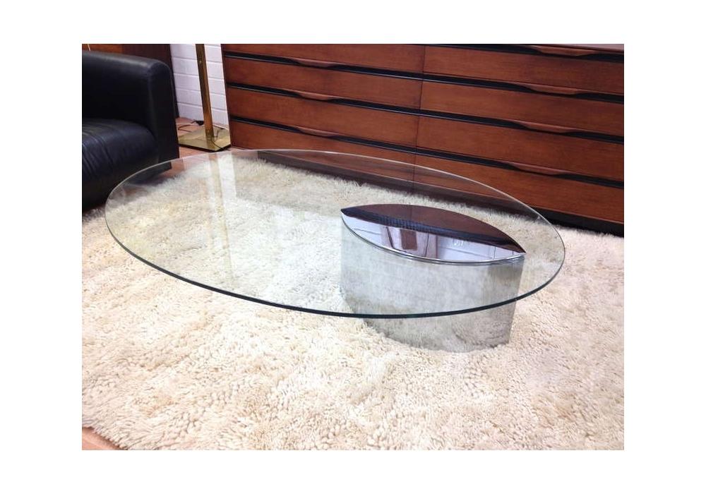 lunario table basse knoll milia shop. Black Bedroom Furniture Sets. Home Design Ideas