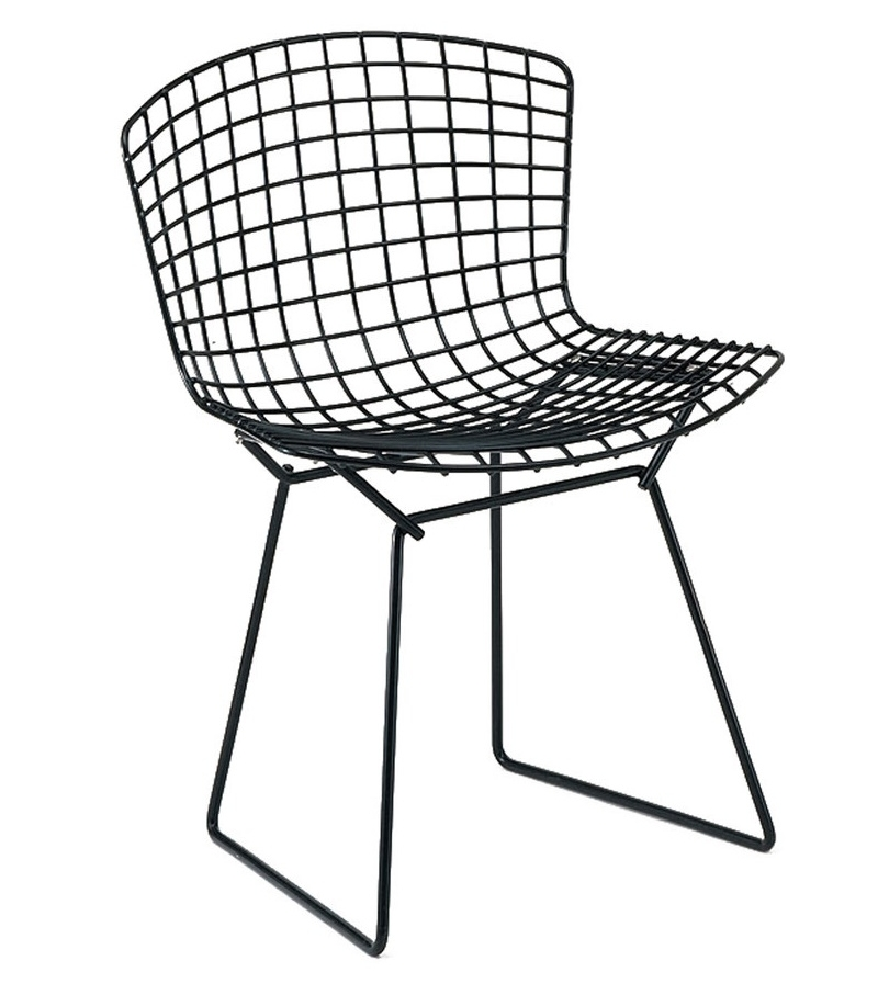 Bertoia outdoor chair knoll milia shop for Chaise bertoia knoll