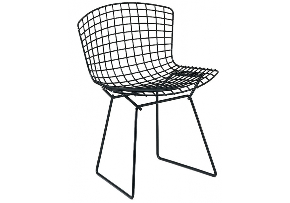 Bertoia chaise outdoor knoll milia shop for Chaise knoll bertoia