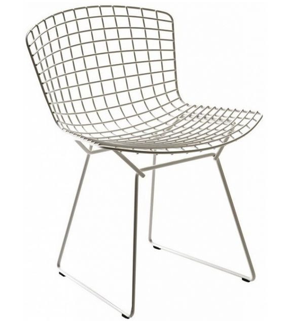 bertoia chaise outdoor knoll milia shop. Black Bedroom Furniture Sets. Home Design Ideas