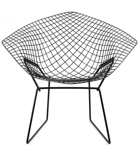 bertoia diamond chair fauteuil outdoor knoll milia shop. Black Bedroom Furniture Sets. Home Design Ideas