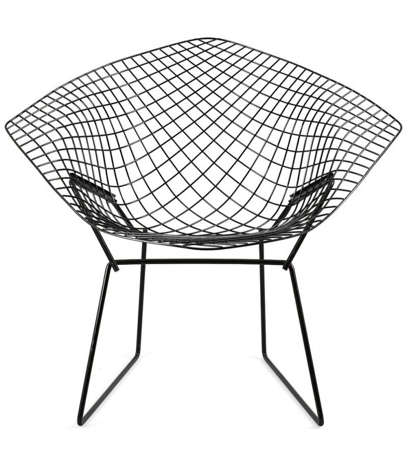 Bertoia Diamond Chair Fauteuil Outdoor Knoll