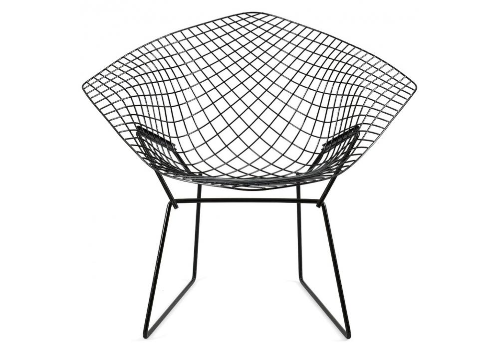 bertoia diamond chair poltroncina outdoor knoll milia shop. Black Bedroom Furniture Sets. Home Design Ideas