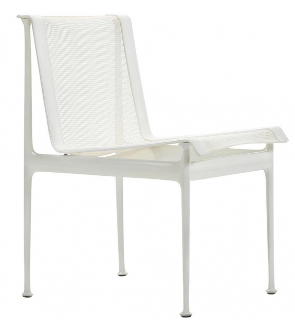 Dining armless chair knoll milia shop
