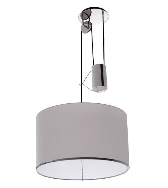 Leukon Lámpara De Suspensión Redonda Maxalto