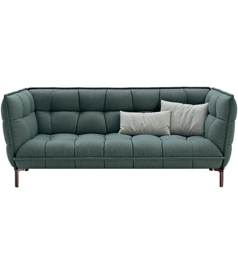 B b italia husk sofa 225 milia shop for Bb italia muebles