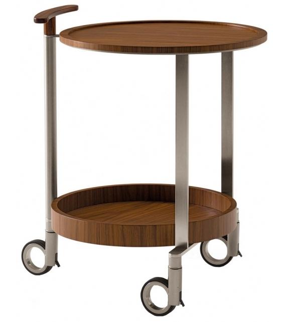 Eos Petite Table Avec Roulettes Giorgetti
