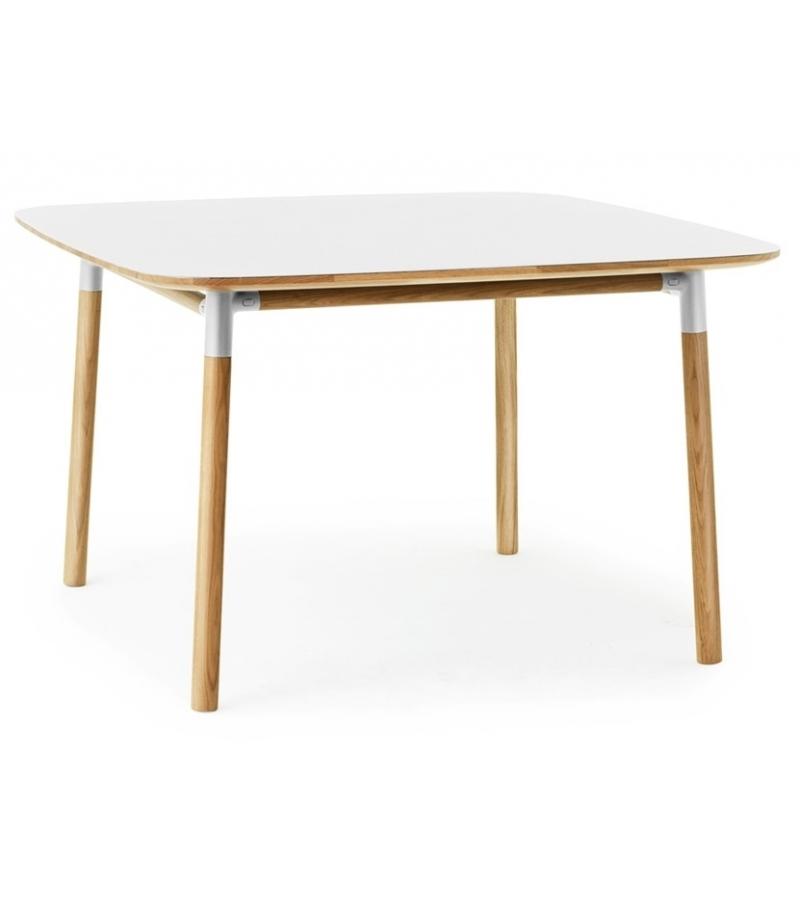 Form Viereckigen Tisch Normann Copenhagen