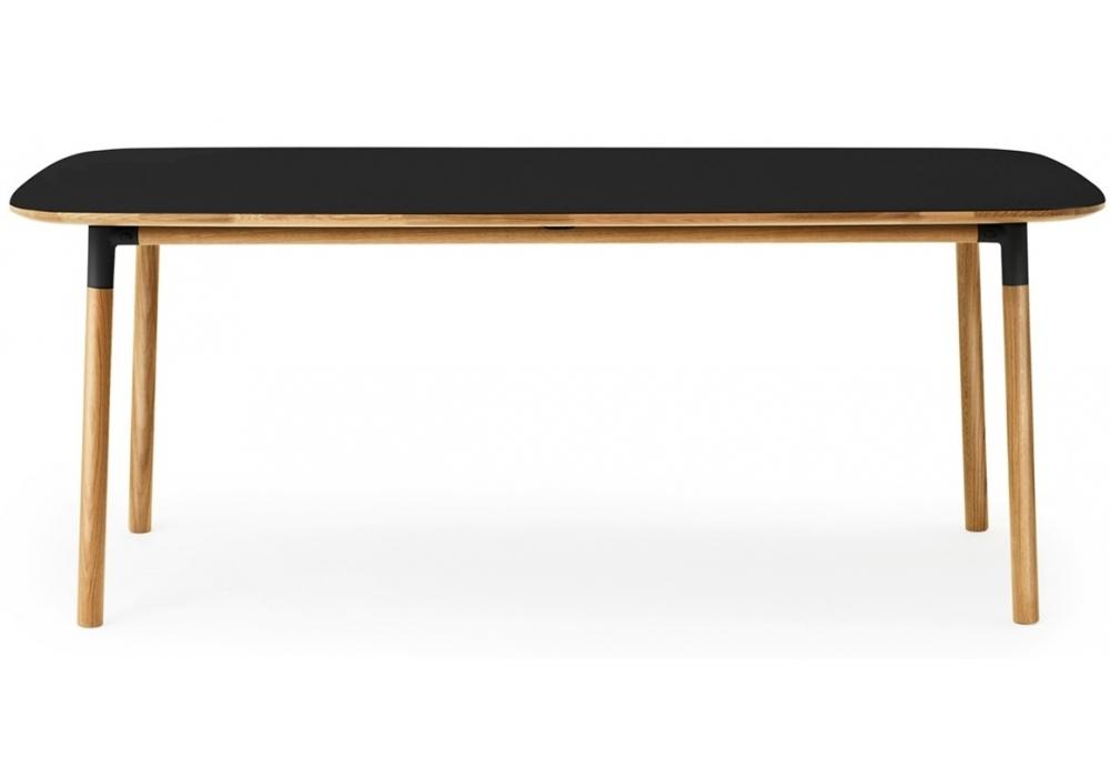 Form table rectangulaire normann copenhagen milia shop for Html form table