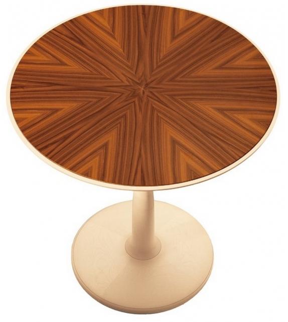 Oti Round Coffee Table Giorgetti