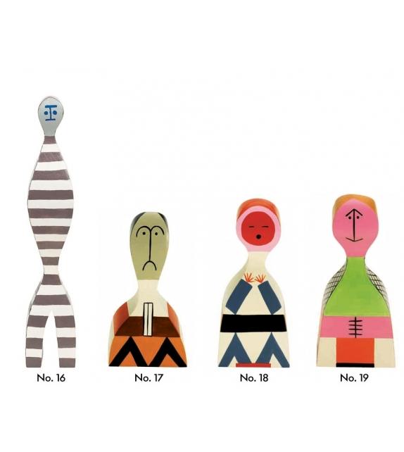 Wooden Dolls