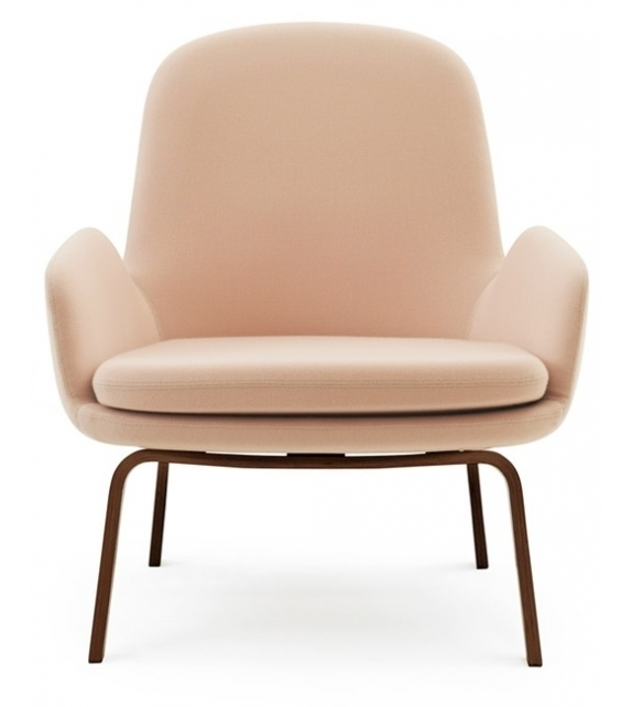 Era Lounge Chair Low With Wood Legs Normann Copenhagen  sc 1 st  Milia Shop & Era Lounge Chair Low With Wood Legs Normann Copenhagen - Milia Shop
