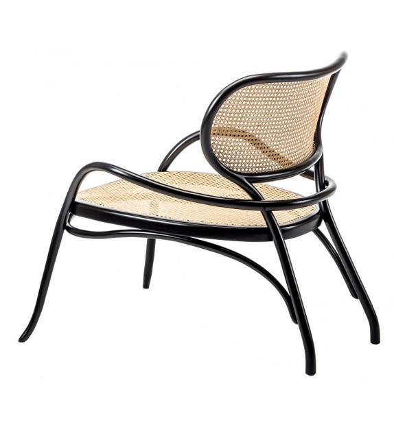 Lehnstuhl lounge chair gebr der thonet vienna milia shop for Chaise bentwood