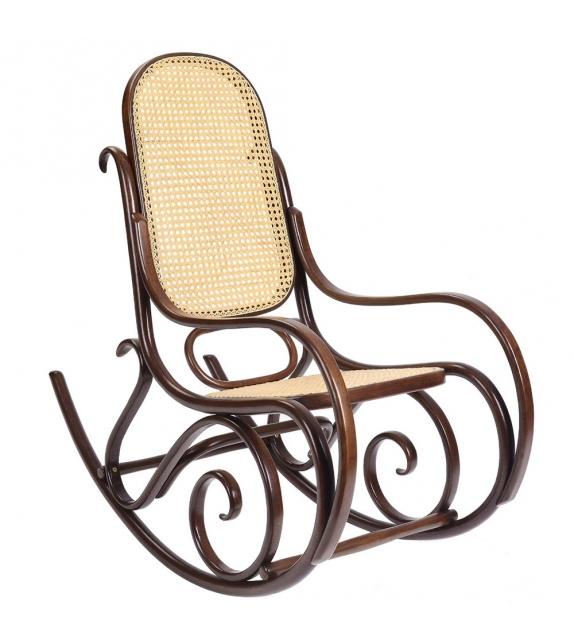 Gebr der thonet vienna milia shop for Rocking chair schaukelstuhl