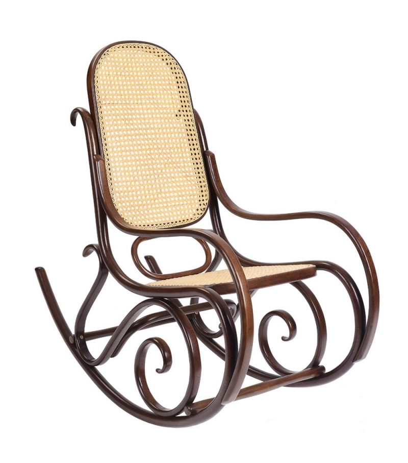 schaukelstuhl rocking chair gebr der thonet vienna milia shop. Black Bedroom Furniture Sets. Home Design Ideas