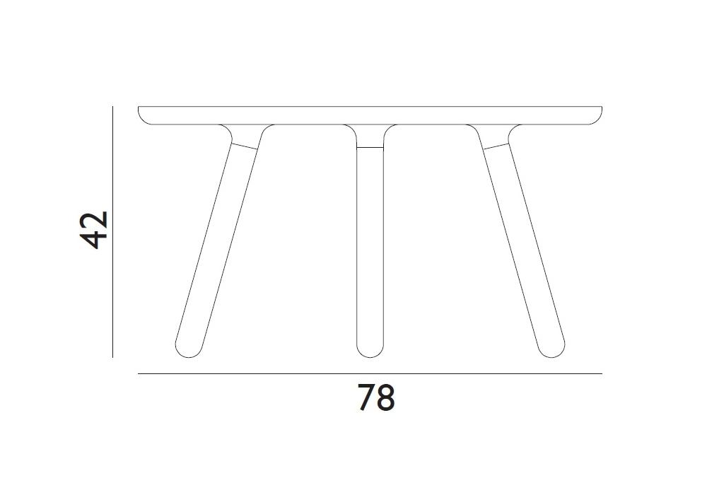 tablo normann copenhagen normann copenhagen tablo table large glossy white normann copenhagen. Black Bedroom Furniture Sets. Home Design Ideas