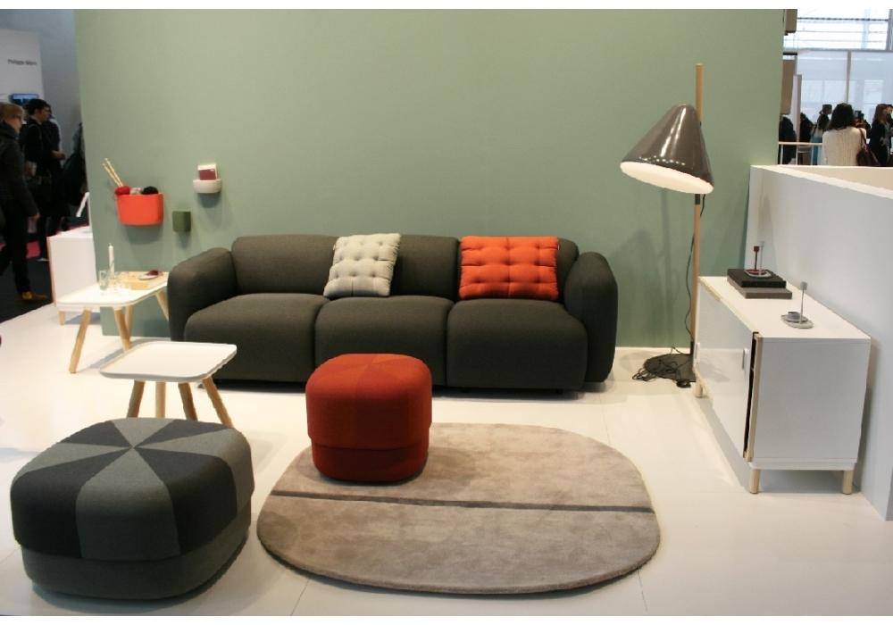 Swell 3 seater sofa normann copenhagen milia shop for Normann copenhagen shop
