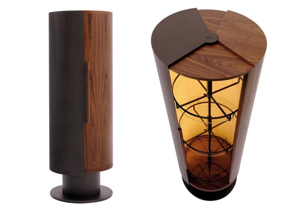 ino meuble bar 1 porte giorgetti milia shop. Black Bedroom Furniture Sets. Home Design Ideas