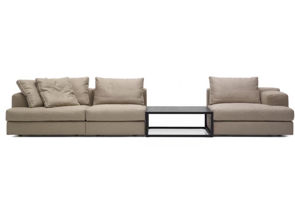 192 193 miloe divano cassina milia shop - Divano letto cassina ...