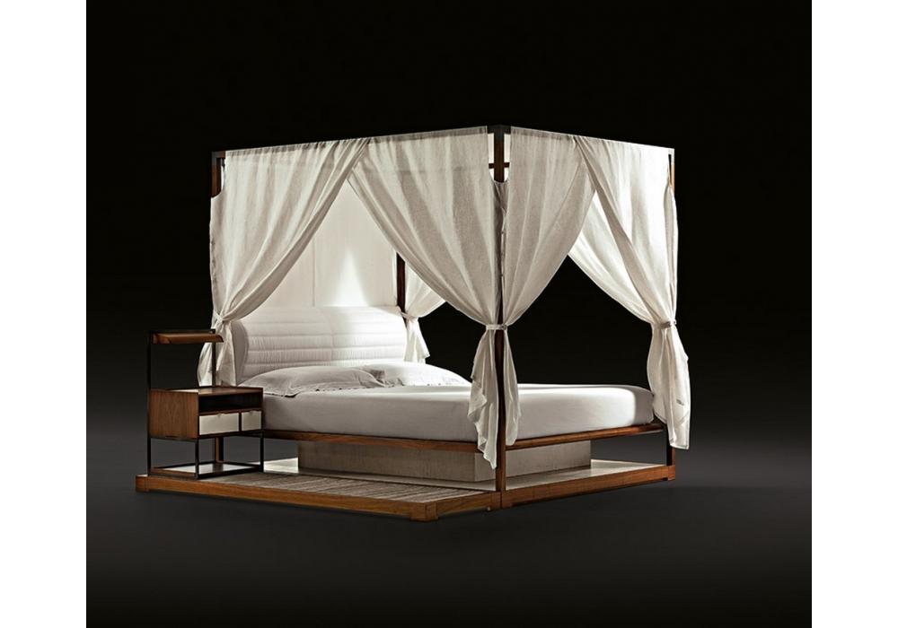 Ira Canopy Bed Giorgetti Milia Shop