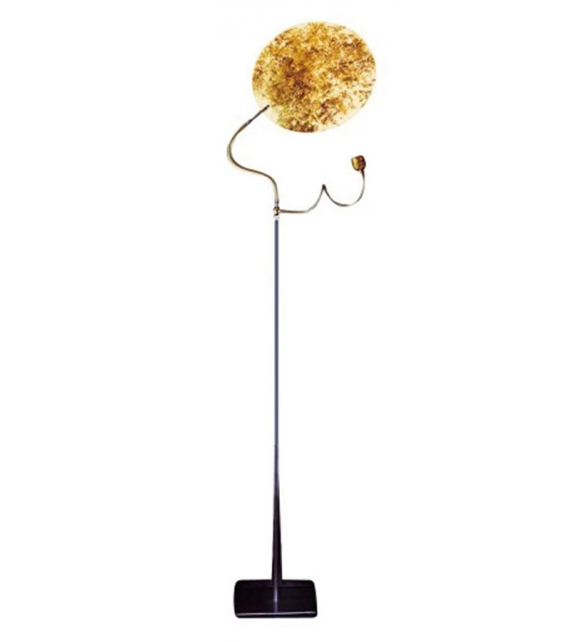 Luce D'Oro Floor Lamp Catellani&Smith