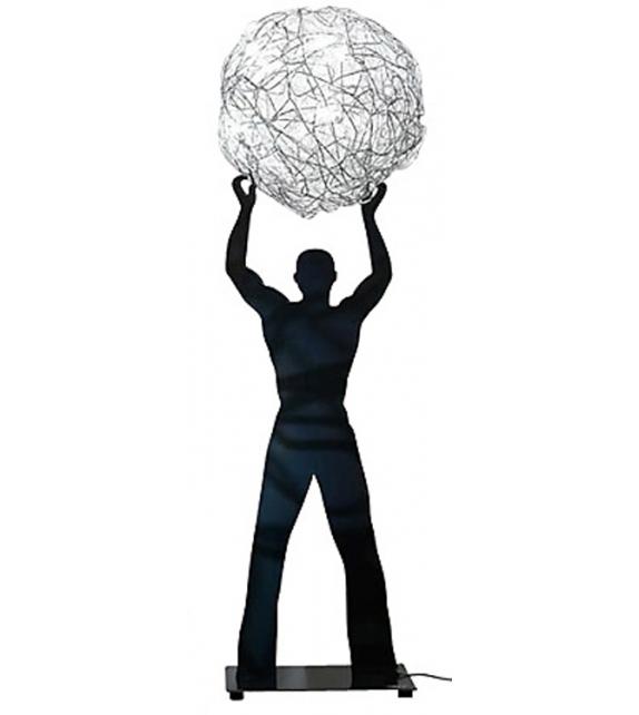 Uomo Della Luce XXL IP65 Floor Lamp Catellani&Smith
