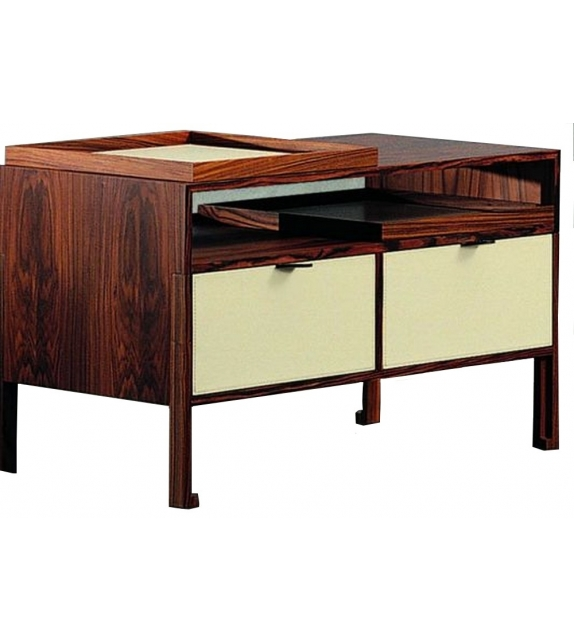 Mea 2 Drawers Bedside Cabinet Giorgetti