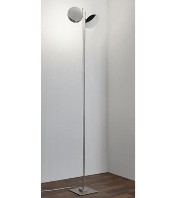 Lederam F2 Floor Lamp Catellani&Smith
