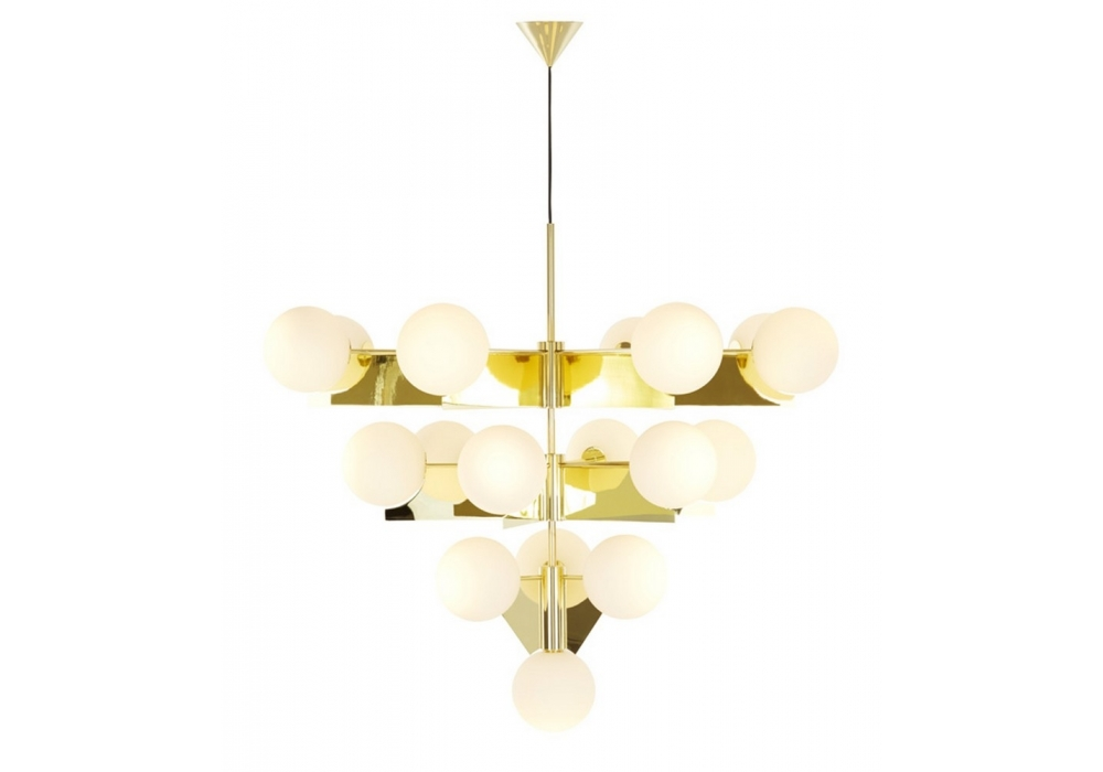 plane chandelier suspension tom dixon milia shop. Black Bedroom Furniture Sets. Home Design Ideas